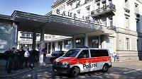 Policie zatkla v Curychu kvůli podezření z korupce několik funkcionářů FIFA.