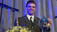 Skifař Ondřej Synek byl posedmé v kariéře vyhlášen nejlepším českým veslařem roku.