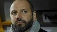 Trenér Sparty Tomáš Požár.