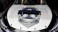Policii v Dallasu nereprezentují jen rychlá auta, ale také rychlí příslušníci. (ilustrační obr.)