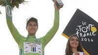 Slovenský cyklista Peter Sagan údajně s týmem Tinkoff-Saxo nic nepodepsal.