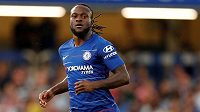 Záložník Victor Moses bude z Chelsea hostovat ve Fenerbahce.