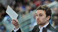 Hokejisty extraligového Liberce povede ve zbytku sezony jako hlavní trenér Filip Pešán.