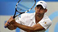 Andy Roddick na turnaji v Eastbourne