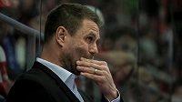 Hokejový trenér Václav Varaďa je jedním z kandidátů na místo kouče národního týmu.