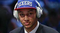 Ben Simmons, jednička letošního draftu NBA.