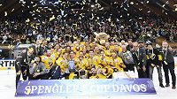 Hokejisté KalPy Kuopio ovládli při svém premiérovém startu Spenglerův pohár v Davosu.