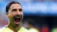 Příští destinace? Old Trafford! jásá Zlatan Ibrahimovic.