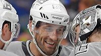 Hokejista Los Angeles Kings Jarret Stoll.
