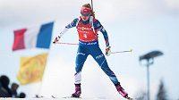 Gabriela Koukalová si opět dojela na stupně vítězů. V Oslu byla ve stíhačce druhá.