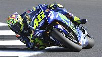 Valentino Rossi musí návrat do MS ještě odložit.