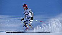 Ester Ledecká figuruje ve Svatém Mořici po úvodním slalomu na 32. místě kombinačního závodu