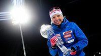 Finská biatlonistka Kaisa Mäkäräinenová.