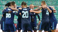 Nejmenovaný fotbalista Slovanu Bratislava měl údajně pozitivní test na koronavirus.