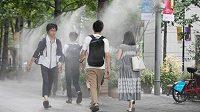 Tokio bojuje s vlnami veder. (ilustrační foto)