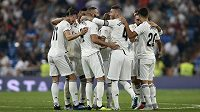 Gólová radost Realu Madrid v duelu s Leganés.