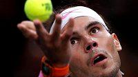 Světová tenisová jednička Španěl Rafael Nadal už zná soupeře ve skupině Turnaje mistrů.