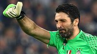 Nestárnoucí Gianluigi Buffon je stále ve formě...