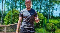 Petr Šenkeřík už našel svůj klub, daří se mu v Karlových Varech.