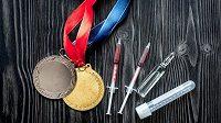 Doping změní genetickou informaci. Nefér výhody přetrvávají.