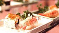 Running sushi. Těžko říci, zda panu Jaroslavovi napříště nezhořkne v ústech.