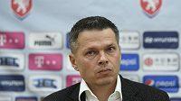 Nový manažer fotbalové reprezentace Libor Sionko.