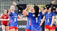 České volejbalistky se v kvalifikaci o postup na mistrovství Evropy v roce 2021 utkají ve skupině F se Slovinskem, Bosnou a Hercegovinou a Litvou