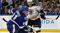 Steven Stamkos vede produktivitu NHL s 84 body za 50 branek a 34 asistencí.