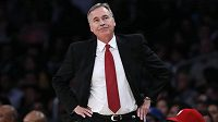 Mike D'Antoni opouští basketbalisty Los Angeles Lakers.