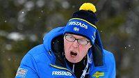 Legendární biatlonový trenér Wolfgang Pichler leží po infarktu ve vážné stavu v nemocnici.
