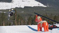 Matěj Švancer ve Švédsku.