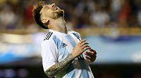 Lionel Messi se fanouškům v Jeruzalémě nepředstaví.