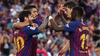 Barcelona se může v La lize pyšnit největším rozpočtem