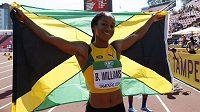 Juniorská mistryně světa v bězích na 100 i 200 metrů Briana Williamsová z Jamajky čelí podezření z dopingu.