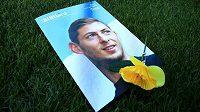 Vzpomínka na argentinského fotbalistu Emiliana Salu.