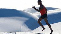 Běh naboso - přirozenost, kterou se musíme znovu učit.