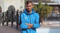 Plzeňský fotbalový útočník Tomáš Chorý.