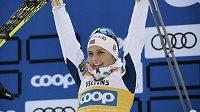 Norská lyžařka Therese Johaugová