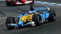 Renault potvrdil, že o Fernanda Alonsa nemá zájem.