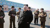 Severokorejský lídr Kim Čong-un. Ilustrační snímek.