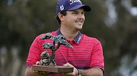 Golfista Patrick Reed vyhrál v San Diegu turnaj Farmers Insurance Open