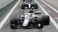 Stáj formule 1 Sauber bude od letošní sezony startovat v mistrovství světa pod názvem Alfa Romeo Racing.