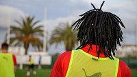 Peter Olayinka si vysloužil přezdívku Sanka Coffie.