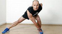 Postranní svaly: Zkuste dělat střídající boční výpady, aby posílily svaly v oblasti hýždí, boků a stehen.
