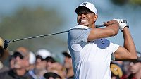Americký golfista Tiger Woods odstoupil z turnaje PGA Tour v San Diegu.
