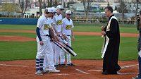 Baseballistům Blanska nepomohlo ani požehnání. Draci je v ligové premiéře zničili.