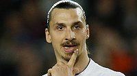 Ani ostrostřelec Zlatan Ibrahimovic se na Camp Nou neprosadil, a tak Paris St. Germain v Lize mistrů končí.