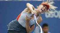 Ruská tenistka Maria Šarapovová si zajistila účast na Turnaji mistryň.