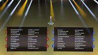 V Monaku byly rozlosovány základní skupiny Evropské ligy.
