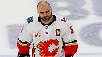 Mark Giordano z Calgary získal Mark Messier NHL Leadership Award